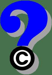 CopyRightQuestionMarkSymbol
