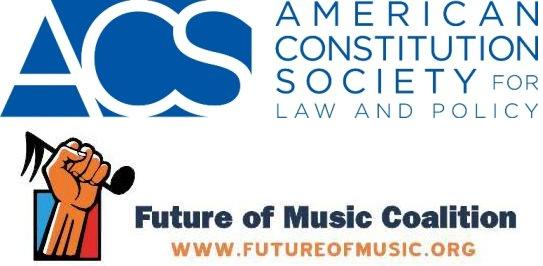 2007/5/2 | National Programs | Future of Music DC Policy Day Event Logos