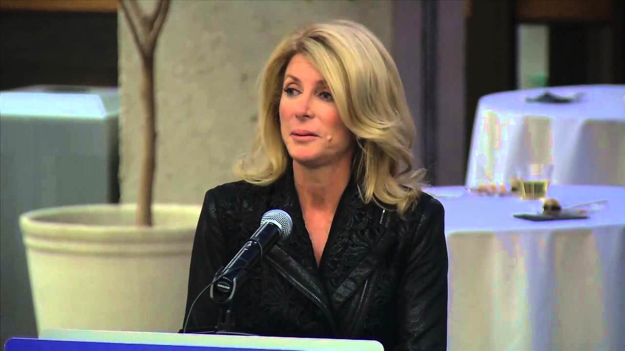 2015 Student Convention – Wendy Davis Keynote
