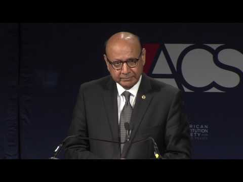 2017 ACS National Convention Concluding Remarks by Khizr Khan