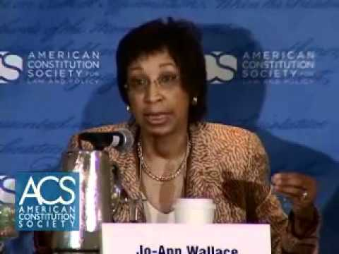 ACS Convention Panel: The Federal Role in Improving Indigent Criminal Defense