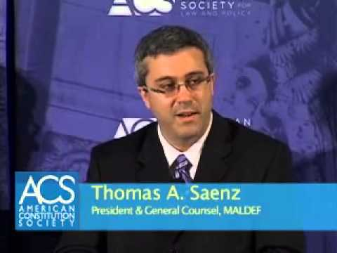 ACS Convention Plenary: Immigration Reform – Congress and the States
