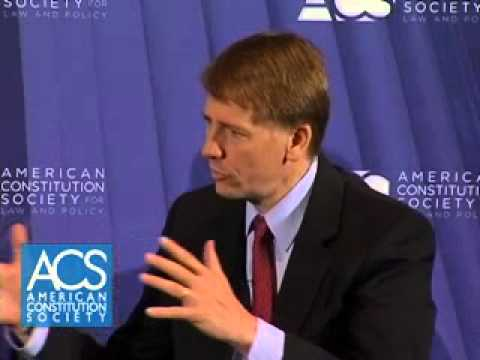 ACS Convention Plenary: Regulation in the Age of Obama