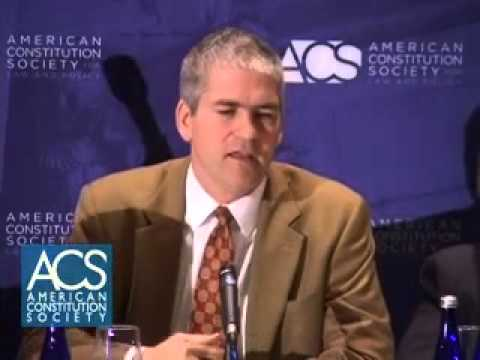 ACS Panel Discussion: Judicial Nominations in the First Year of the Obama Administration