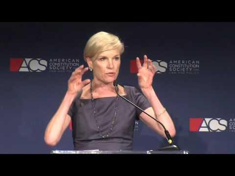 Cecile Richards Keynote Address