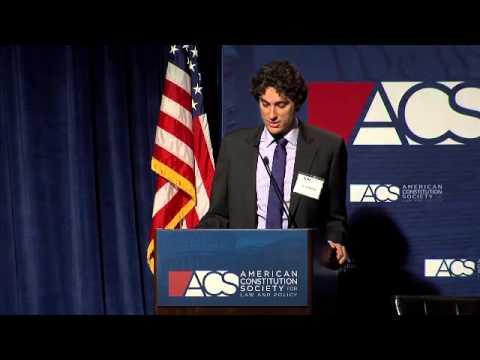 David Carliner Public Interest Award and Richard D. Cudahy Award Presentation