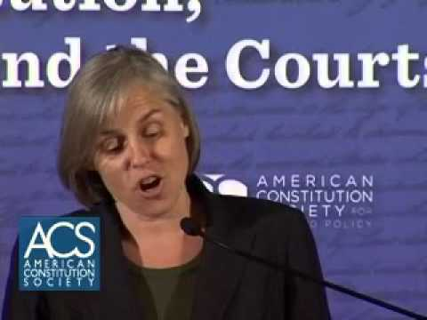 Dawn Johnsen Speaks to 2010 ACS National Convention