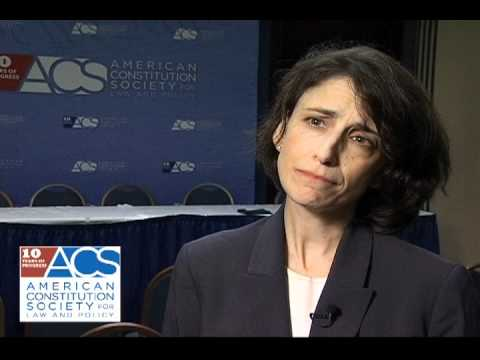 Deborah Pearlstein on the Role of Courts Post-9/11