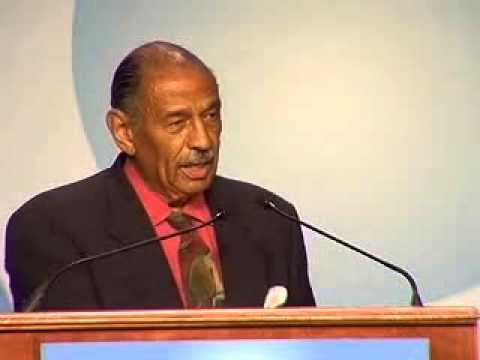 House Judiciary Chair John Conyers Addresses ACS National Convention
