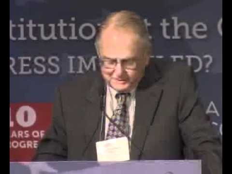 Judge Cudahy Presents the 4th Annual Cudahy Writing Competition Award
