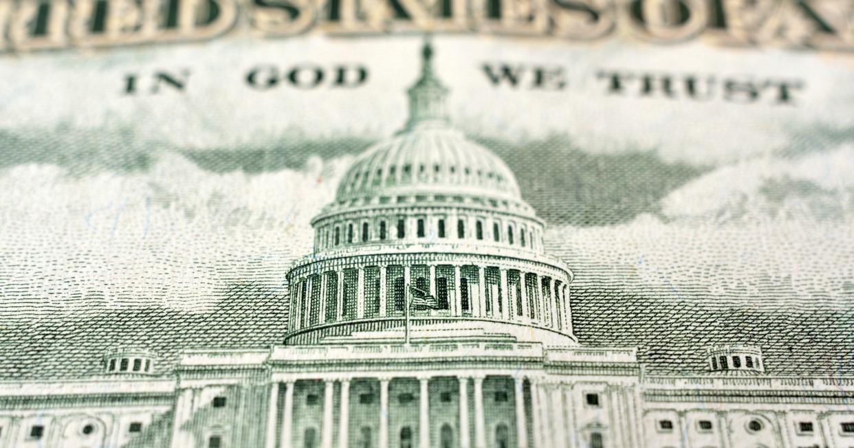 United States fifty dollar bill