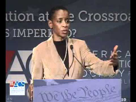 Rep. Donna Edwards Addresses the 10th Anniversary ACS National Convention