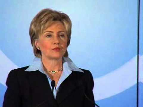 Senator Clinton Opens 2006 National Convention with Major Policy Address on Privacy
