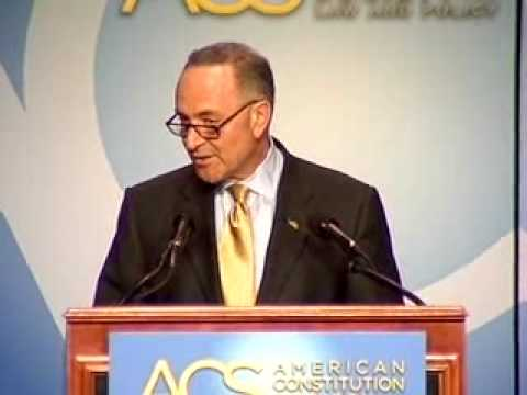 Senator Schumer Discusses the Supreme Court at the Fifth Annual ACS National Convention