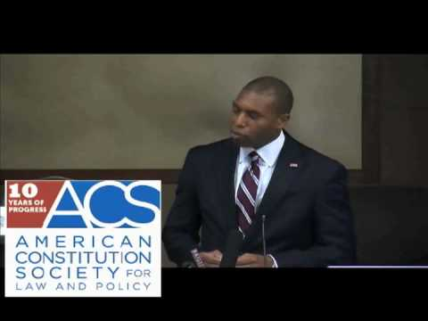 Southeast Symposium on State Immigration Law: Keynote Speech by Assistant Attorney General Tony West