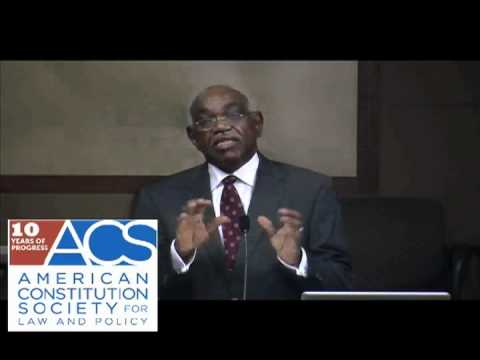 Southeast Symposium on State Immigration Law: Remarks by Judge U.W. Clemon