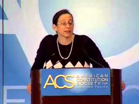 Stanford Law Professor Pamela Karlan Concludes ACS 2006 National Convention