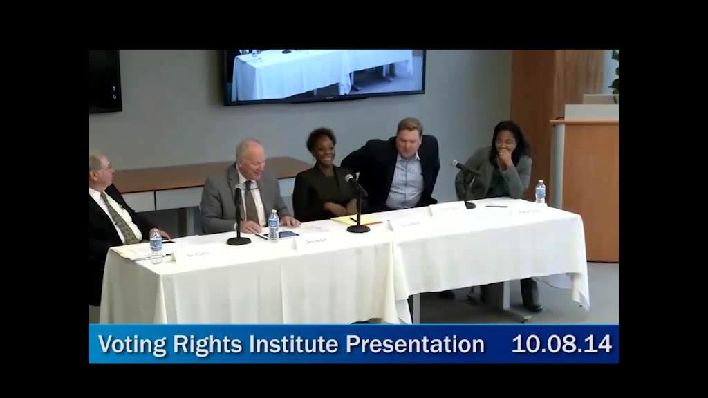 Voting Rights Institute Training