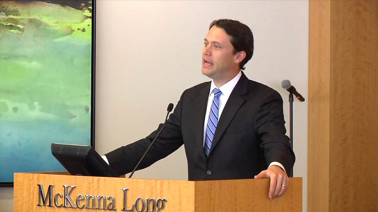 Voting Rights Symposium – Jason Carter Keynote Address