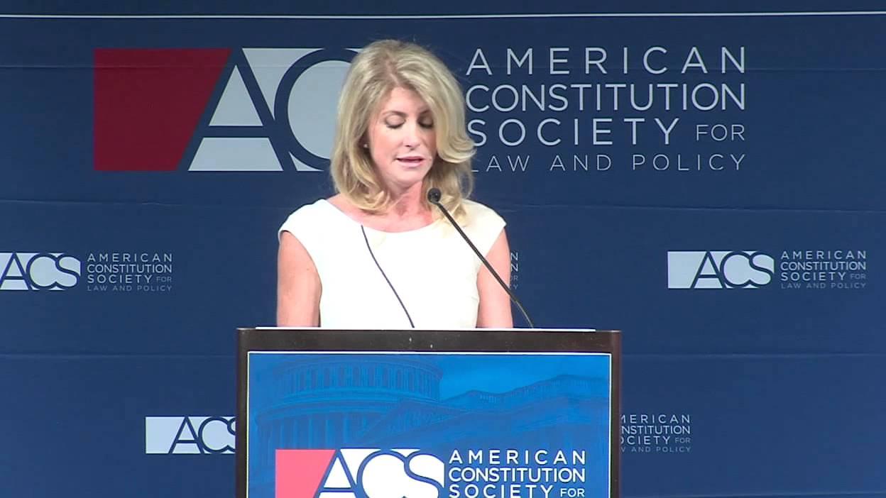 Wendy Davis Featured Remarks