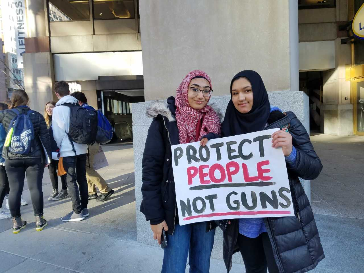 Protect People Not Guns_LP