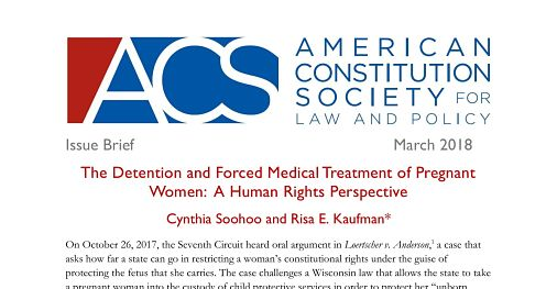 The_Detention_and_Forced_Medical_Treatment_of_Pregnant_Women