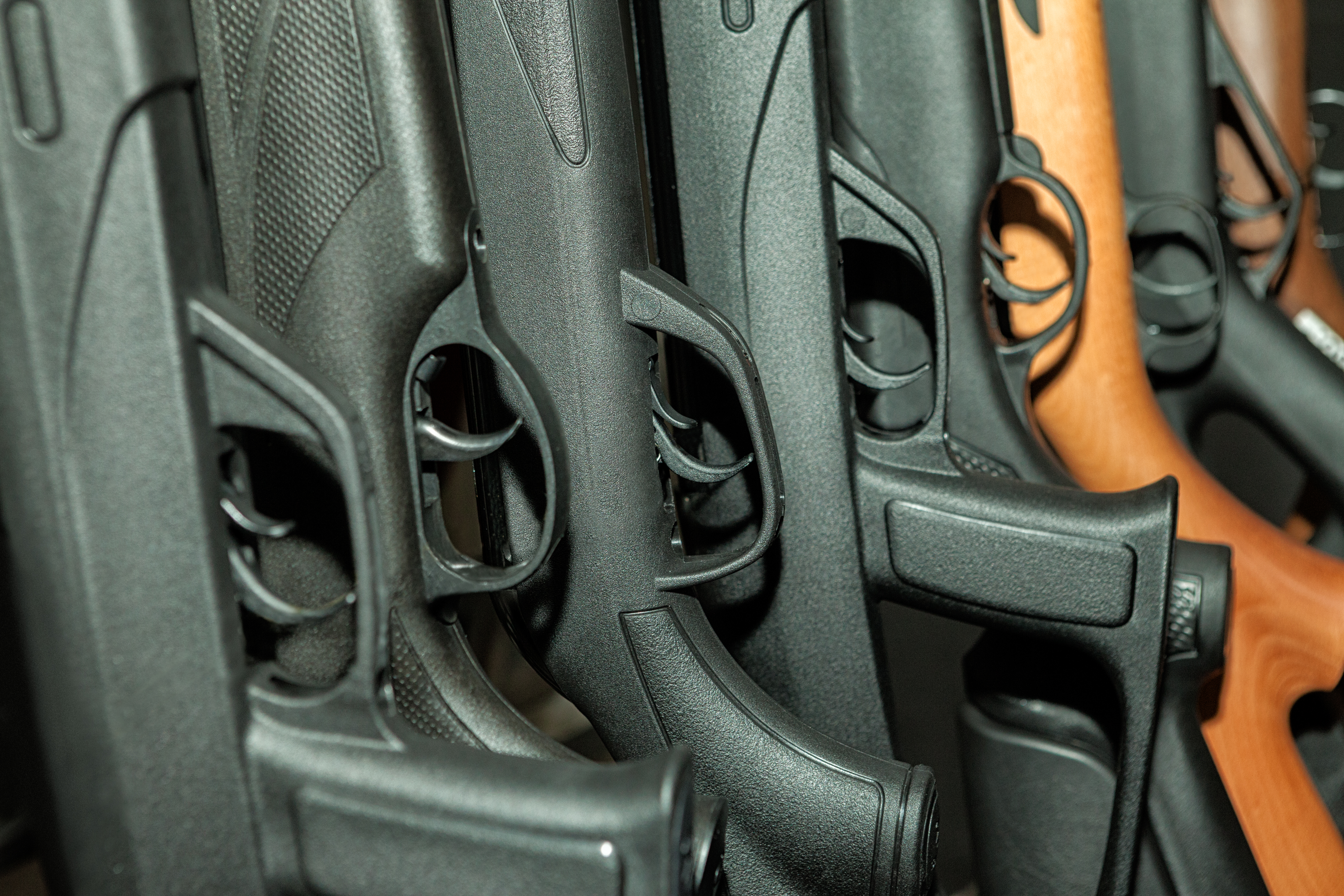 Beretta shotgun collection