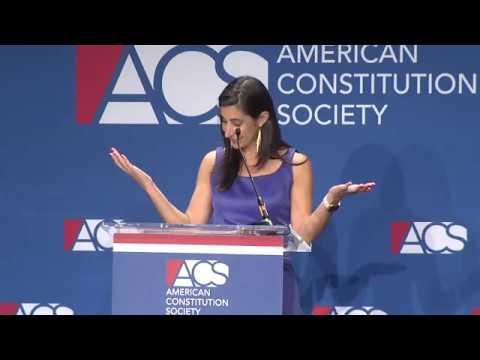 2018 Carliner Award Presentation at #ACS2018