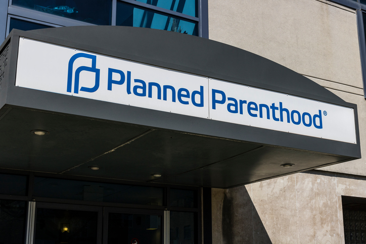 Indianapolis - Circa April 2017: Planned Parenthood Location. Planned Parenthood Provides Reproductive Health Services in the US IV