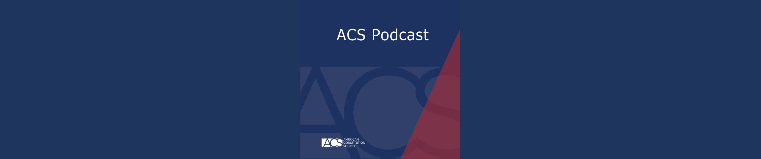 ACS Podcast featured image