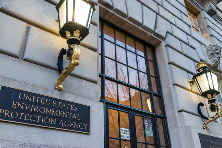 Environmental Protection Agency EPA headquarters