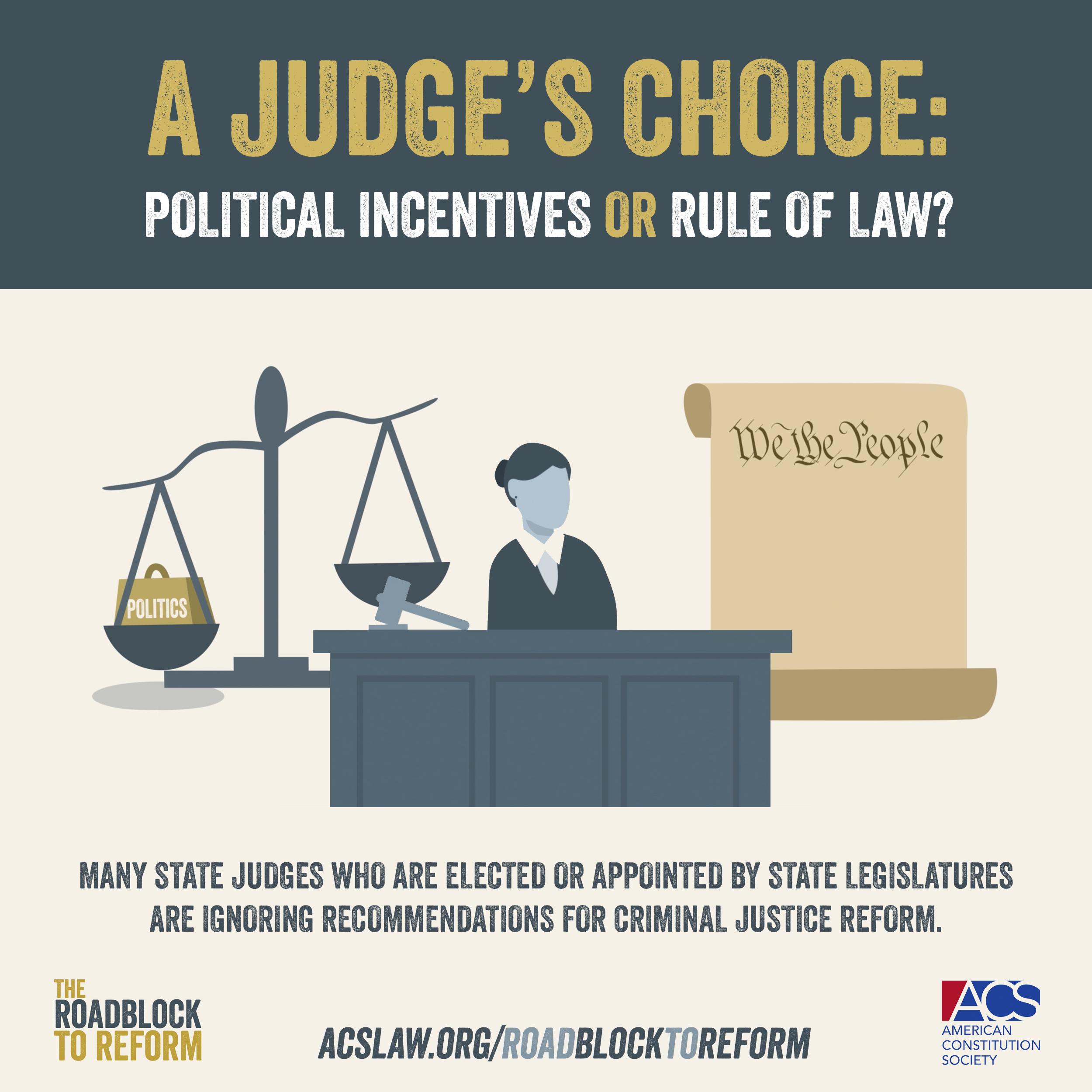 A Judge's Choice