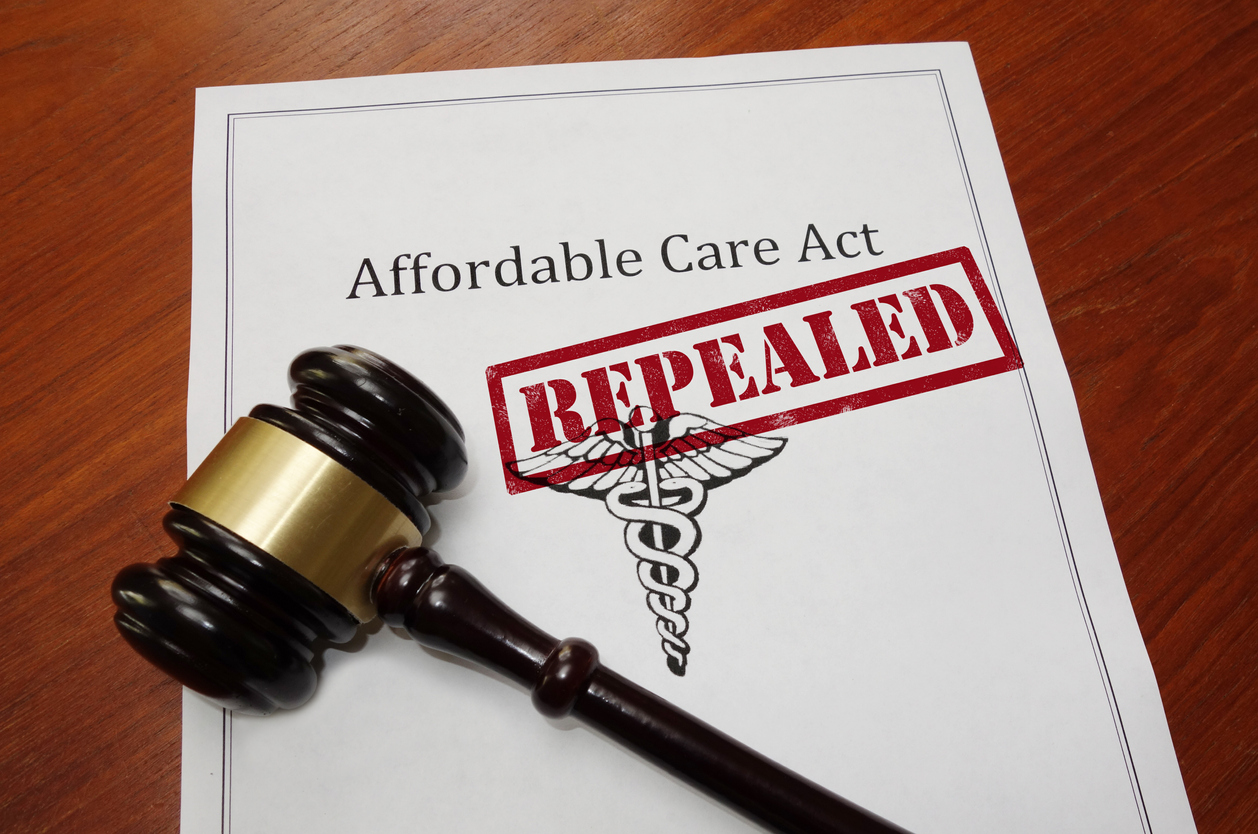 Obamacare repeal concept