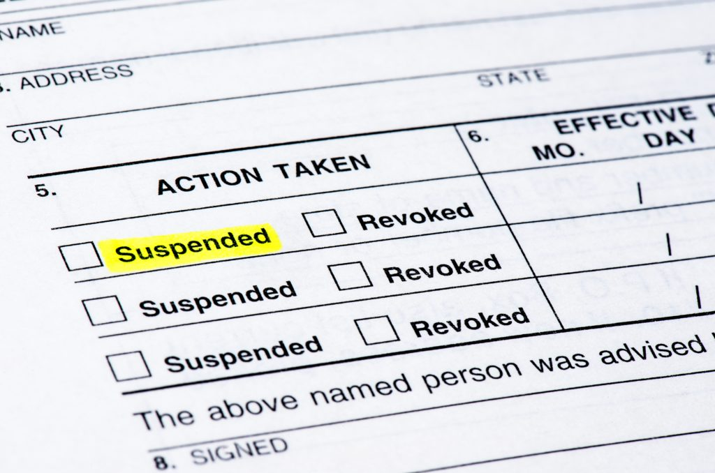 pennsylvania drivers license suspension laws