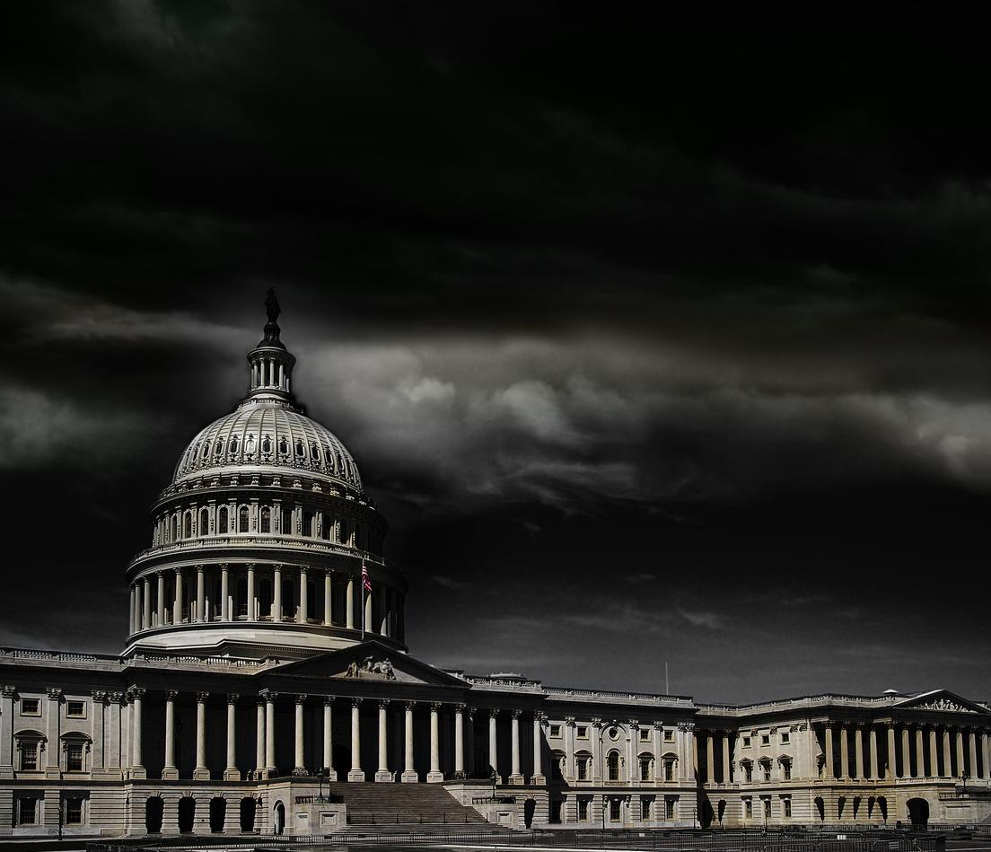 Washington DC capitol storm