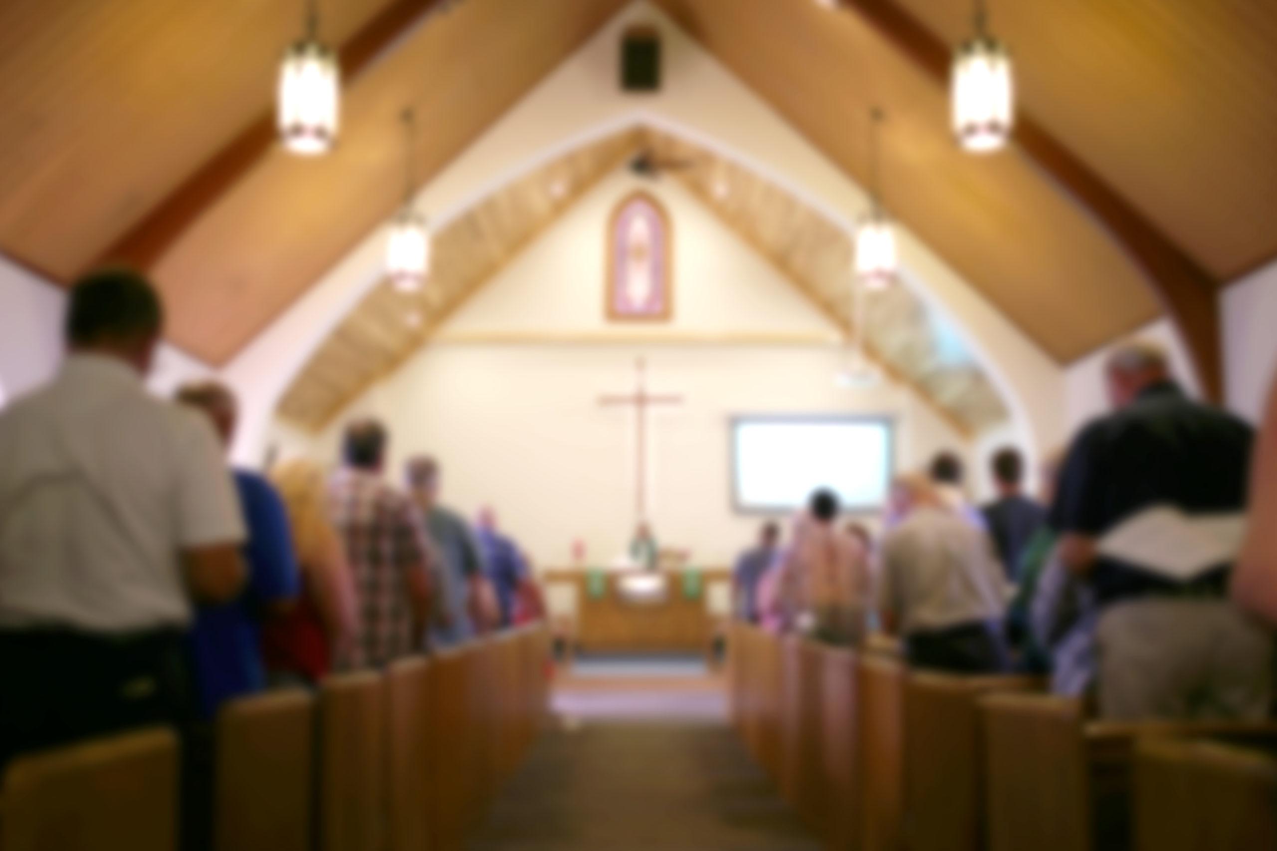 house of worship church