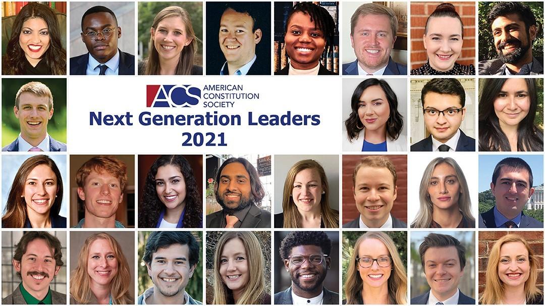 Next Generation Leaders 2021